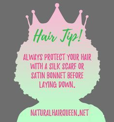 How to build a natural hair care regimen so your hair will be long and healthy #naturalhaircare