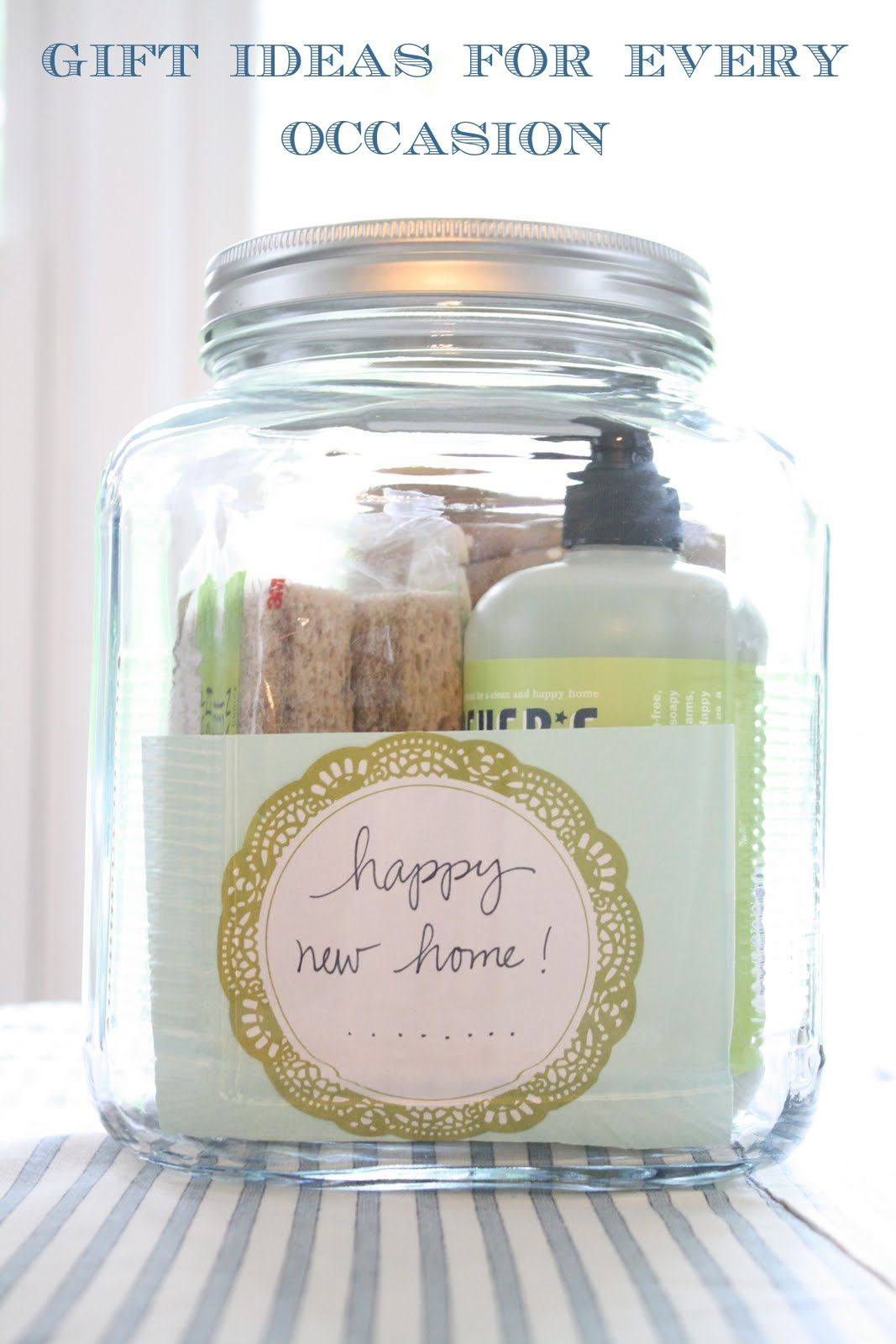 Creative gift ideas for every occasion gift ideas pinterest