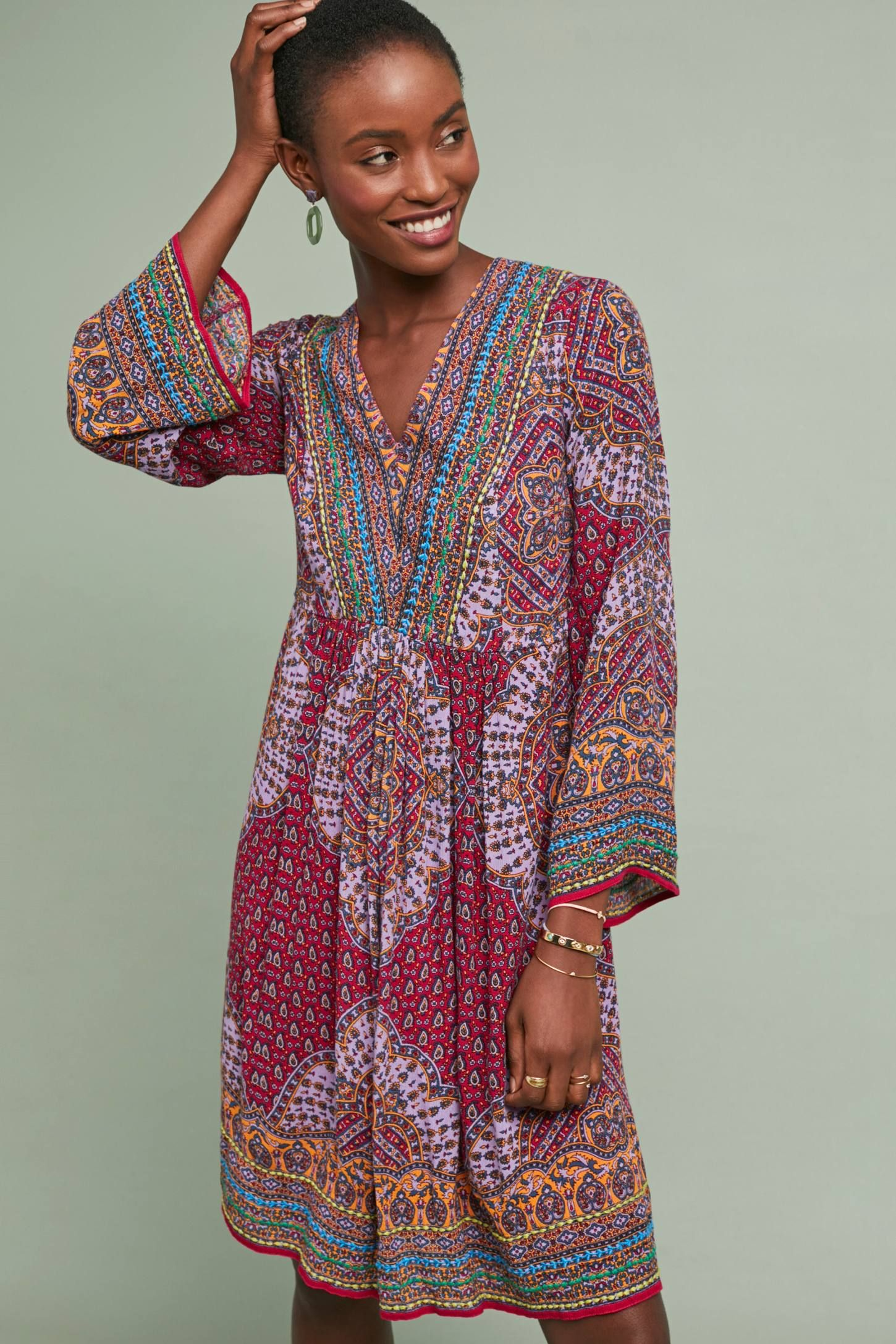 4b4a80721d8e Avalon Shift Dress | Anthropologie