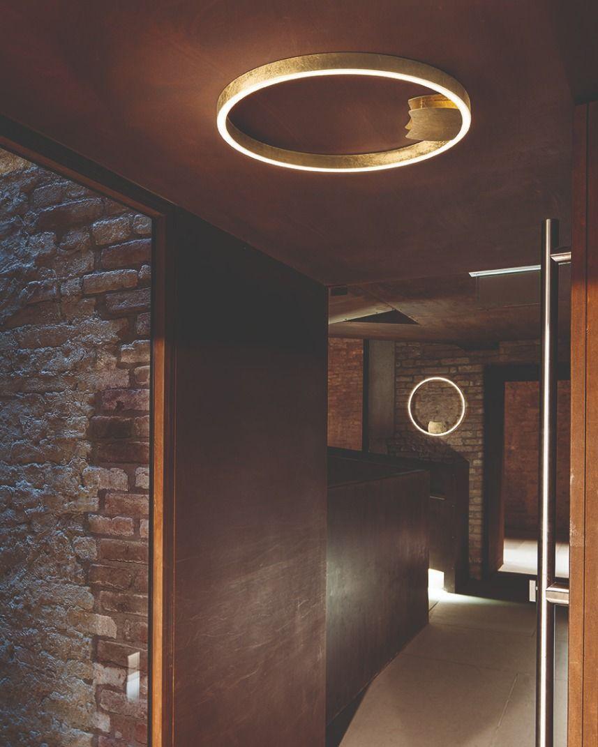 Braga Design Led Wandleuchten In 2020 Beleuchtung Decke Led Wand Italienische Lampen