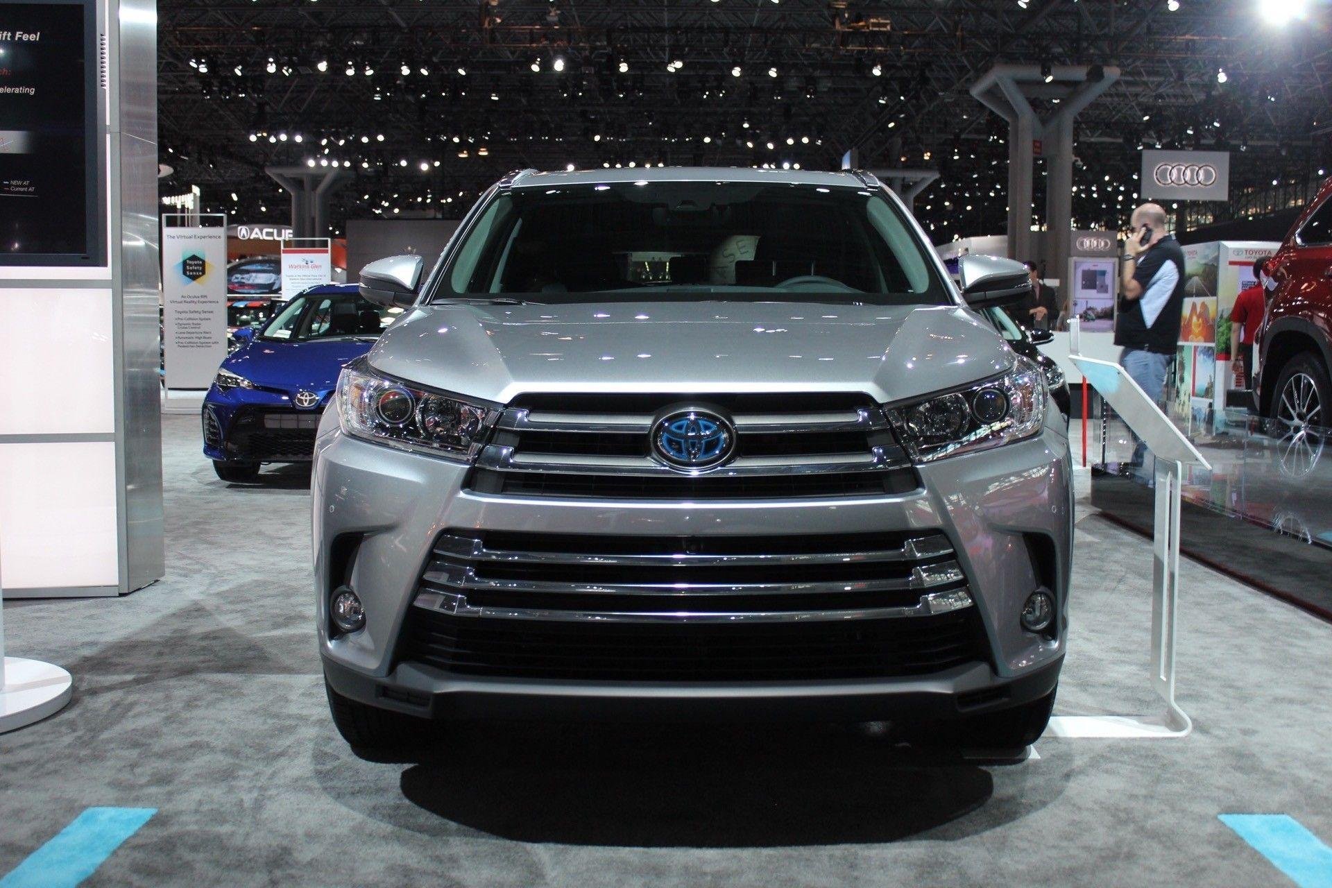 2019 Toyota Highlander Hybrid Price