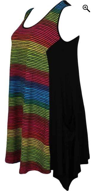 Handberg - Tunika kjole