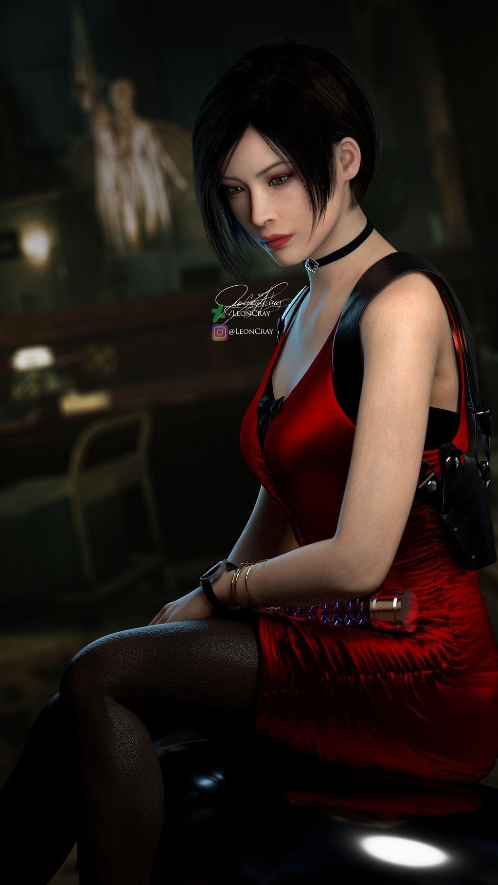 亍ツ on Twitter | Resident evil girl, Resident evil anime