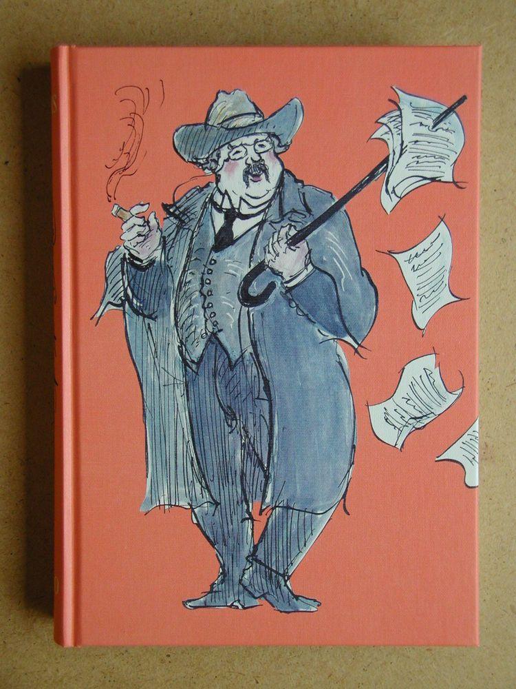 G k chesterton poems folio society 2007 john lawrence