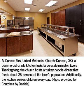 Duncanfirstunitedmethodistchurch  Commercial Kitchen Design Awesome Church Kitchen Design 2018
