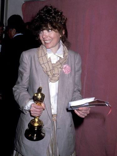 Diane Keaton Annie Hall Academy Award