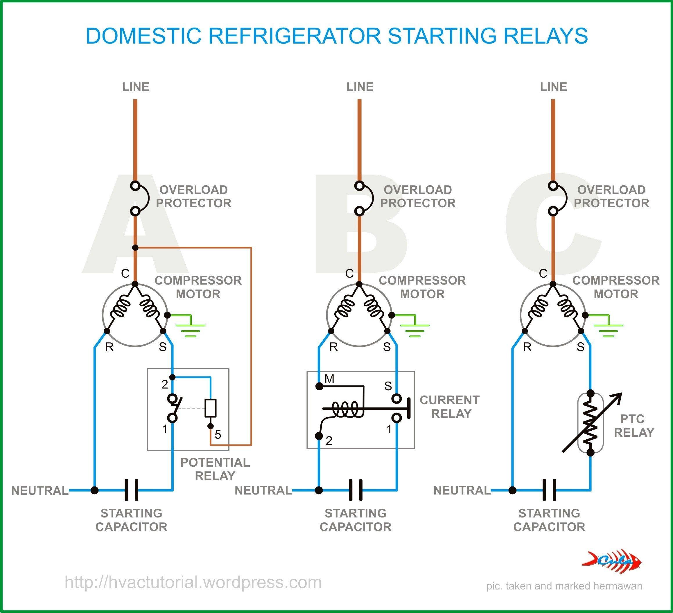 Single Phase Motor Wiring Diagram – 40guide ikusei.net