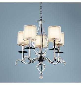 Kichler Jardine Collection 5-Light Chandelier