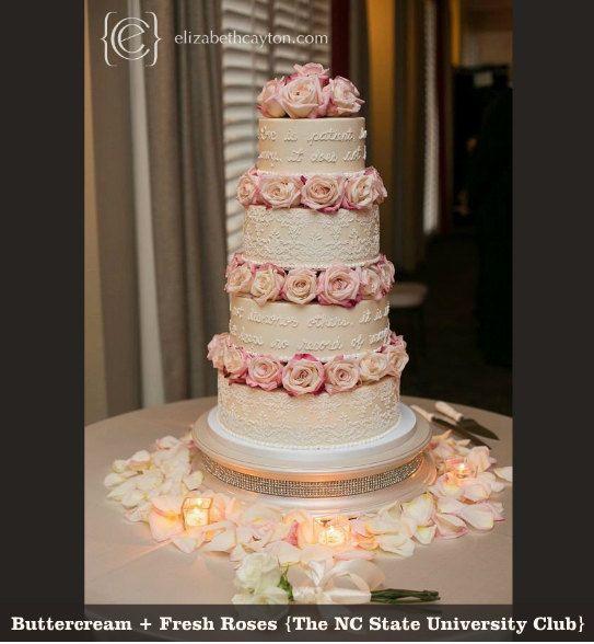 18 Inch Ivory Pearl Diamond Wedding Cake Stand By Weddingfads