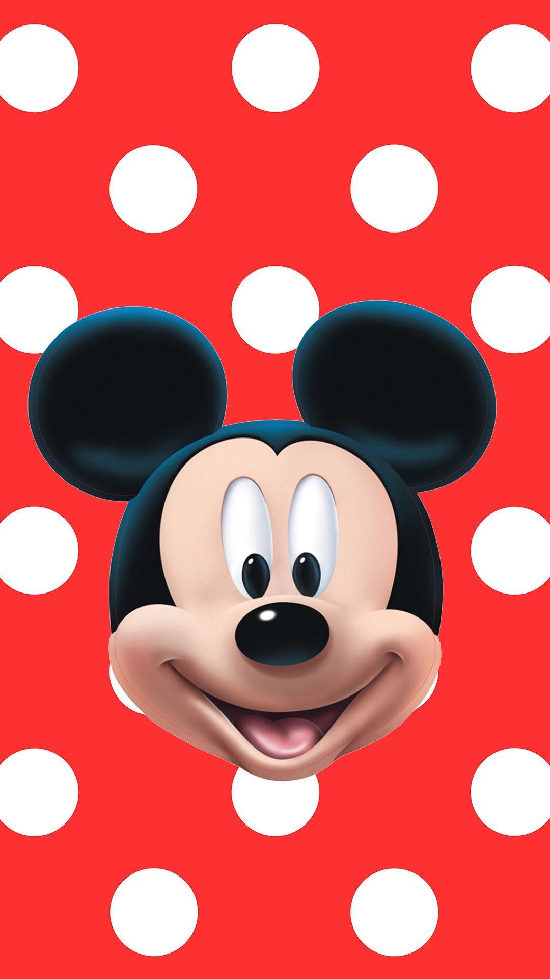Mikey Mouse Pattern Wallpaper Minnie Patterns Mini