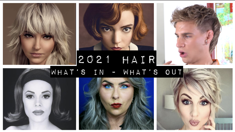 2021 Hair Trends Hair Trends Hot Hair Colors Hair