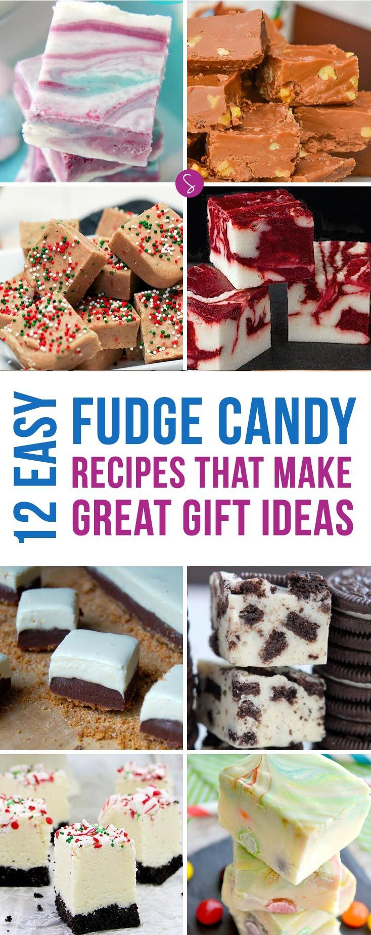 Homemade Fudge Candy Recipes that Make Wonderful Valentine's Gifts ...