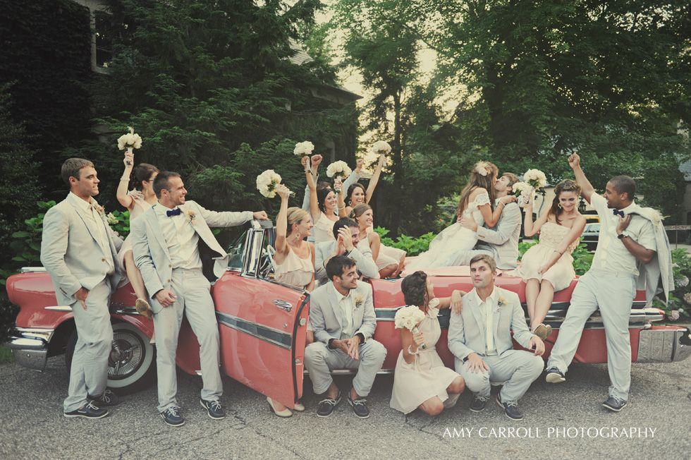 100 Ways To Personalize Your Wedding... definitely going to use some of these ideas!