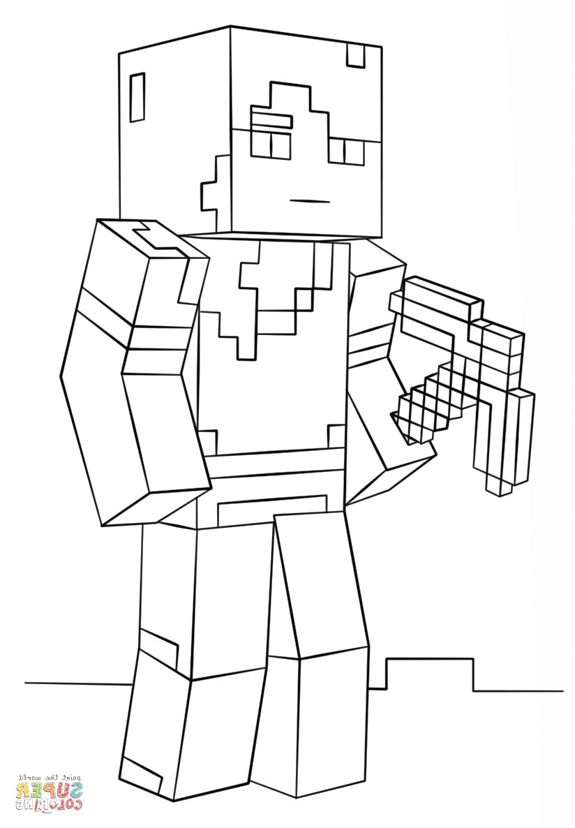 Minecraft Ninja Coloring Pages Tips