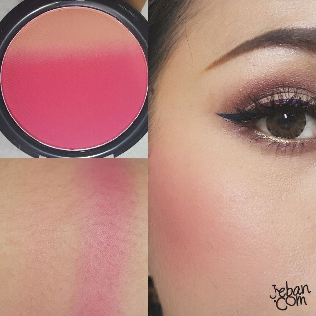 Nyx Ombre Blush Swatches Makeup In 2019 Nyx Ombre Blush Nyx