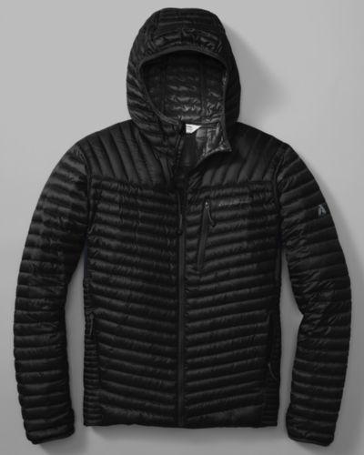 Men's Microtherm® Stormdown® Hooded Jacket   Eddie Bauer