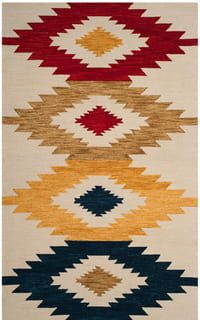 Southwest Style Area Rugs Bring Native American Design To Your