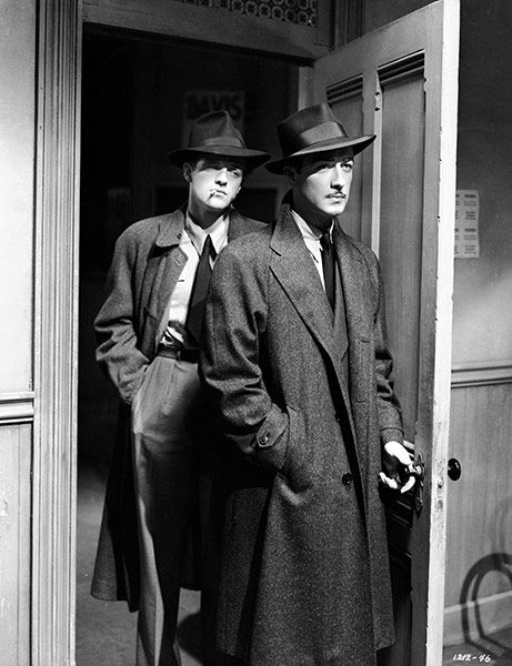 a743480dd Sharp Dressed Men | Trifles | Film noir, Film noir photography ...