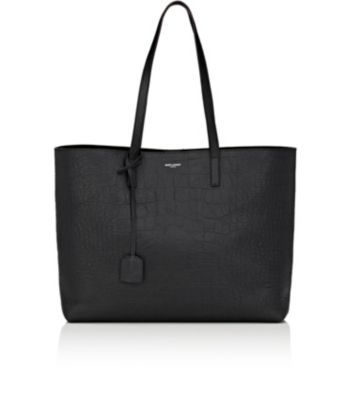 SAINT LAURENT Large Shopper Tote Bag. #saintlaurent #bags #hand bags #suede #tote #
