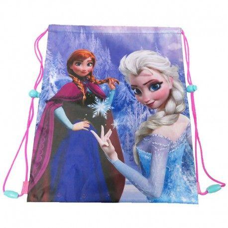 Saco Mochila De Frozen Tiendas Disney Juguetes Frozen Muñecas De Las Princesas De Disney