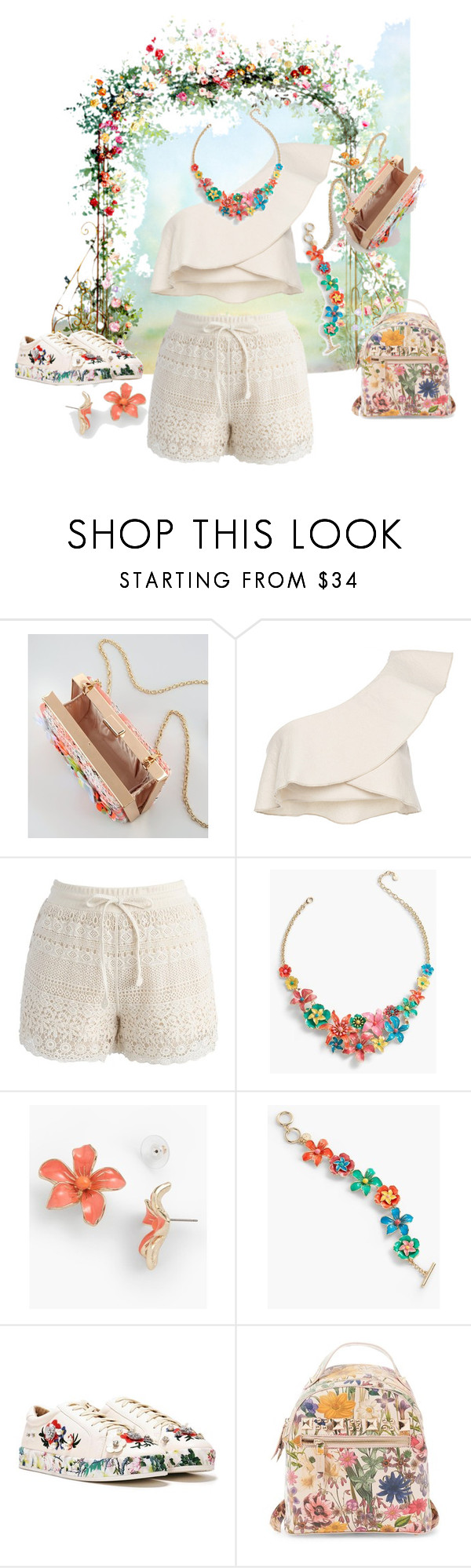 """""""Flower Power"""" by arts22 on Polyvore featuring Mode, Isabel Marant, Chicwish, Talbots, Nasty Gal und Steve Madden"""