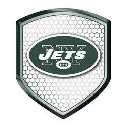 New York Jets Shield Style Reflector