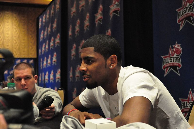 Kyrie Irving - taken by Kelley D. Evans