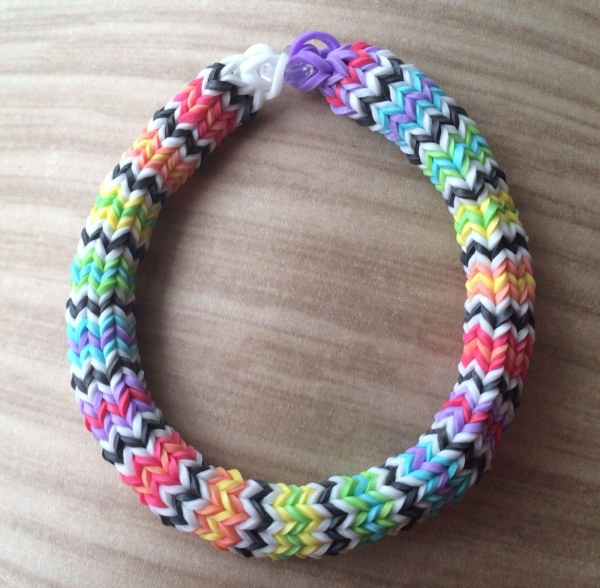Rainbow+loom+pictures  Rainbow Loom Bracelet Kit Target Rainbow Loom  Bracelets Triple