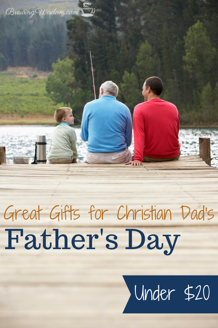 Great Gift Ideas For Christian Dad's Under $20 - Father's ...