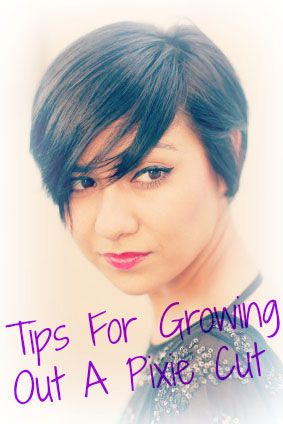 5 Tips For Growing Out A Pixie Haircut I m not interested