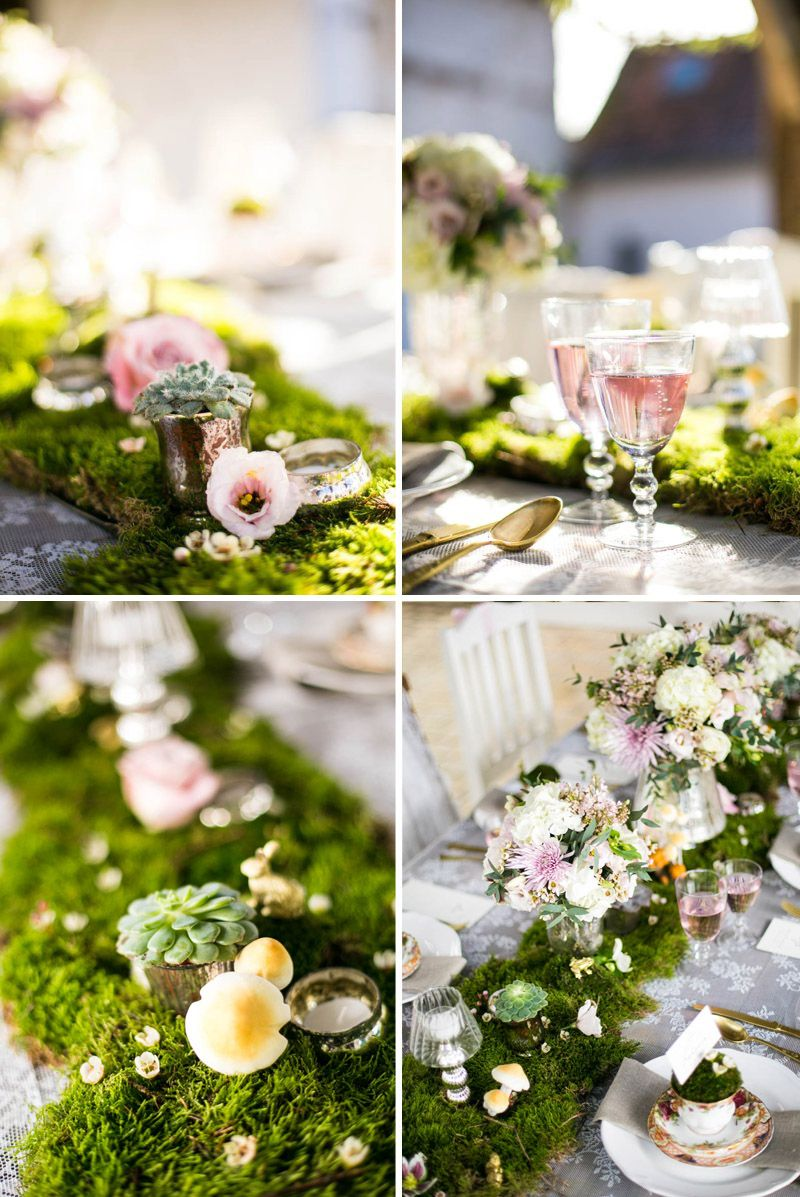 Moss Green Wedding Color - You may want to consider Moss Green if you are looking for an outdoorsy vibe. Description from pinterest.com. I searched for this on bing.com/images
