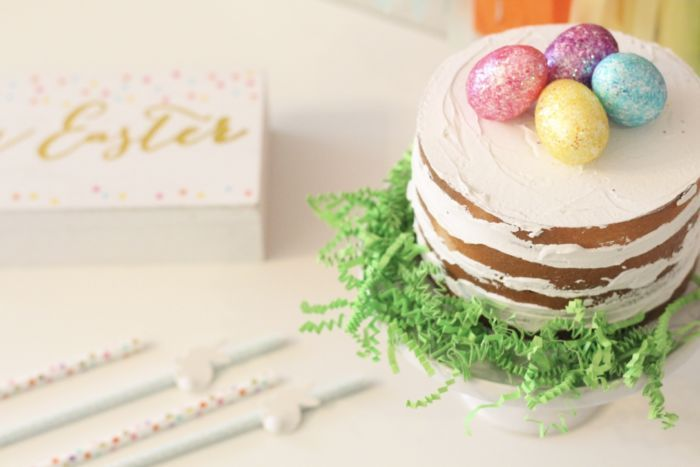 Easter Party Set Up, Small Easter Party, Easter ideas