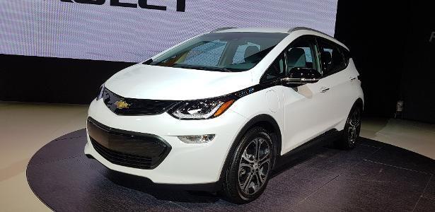 Chevrolet Bolt Sera Vendido No Brasil Em 2019 A Partir De R 175