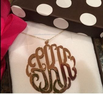 Monogrammed Gifts For Her With Images
