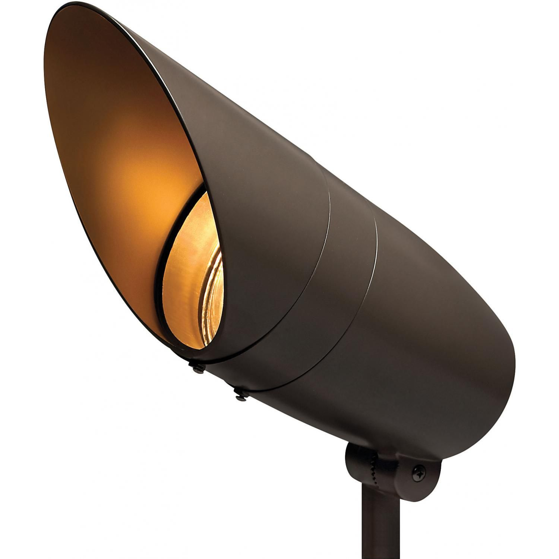 Hinkley Lighting Line Voltage One Light 9 Outdoor Spot
