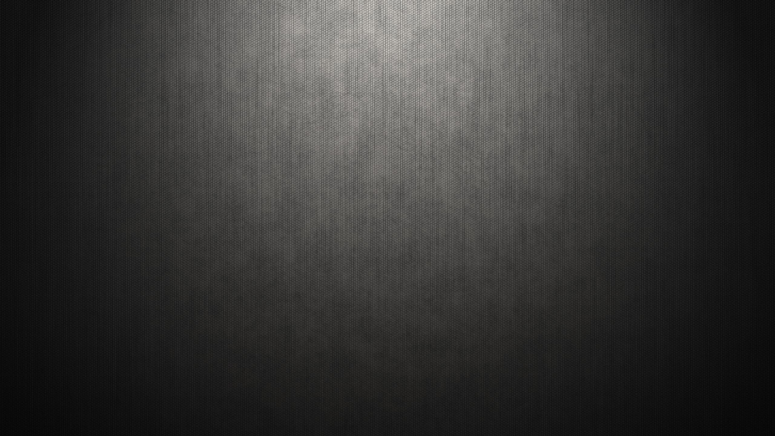 2560x1440 Wallpaper Gray Black Shadow Surface Line Grey