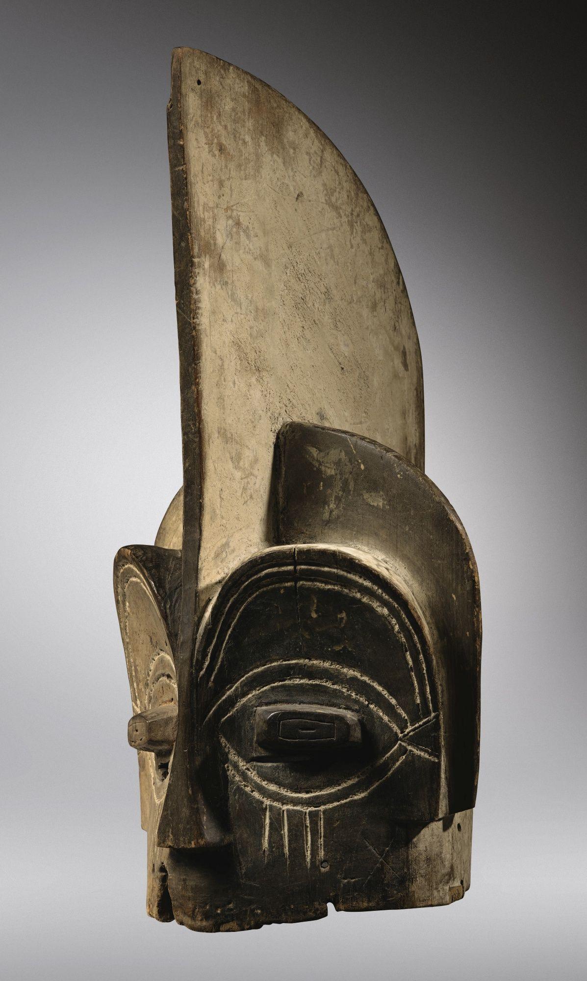 13152db07f0 Kota mask headdress