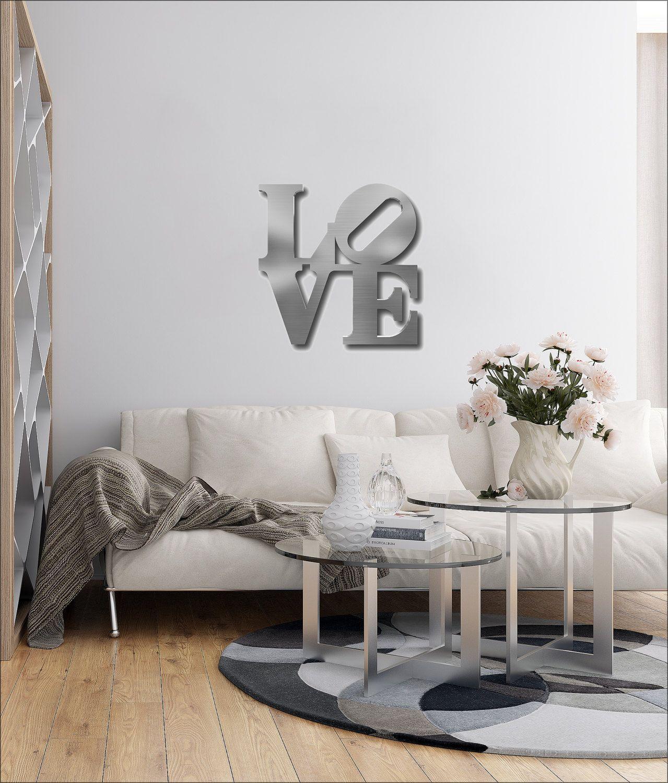 Modern Metal Wall Art For Living Room Baci Living Room