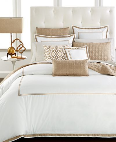 Pin By Rhea On Bedroom Decor In 2021 Macys Bedding Hotel Collection Bedding Bed