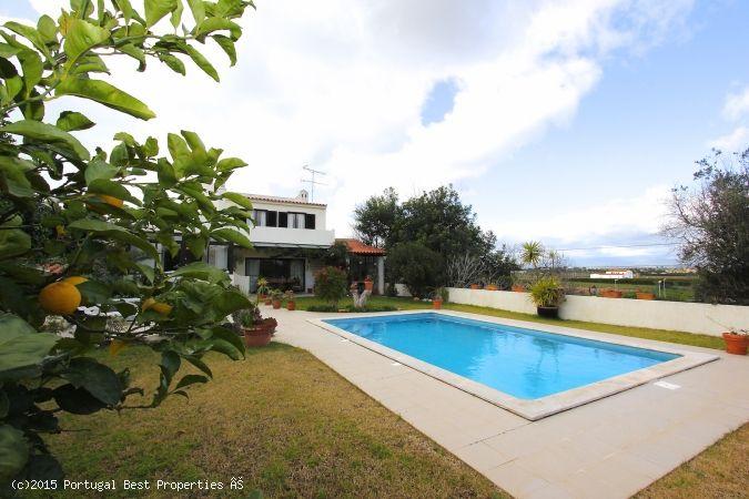 4 Bedroom Villa With Heated Pool In Carvoeiro Lagoa
