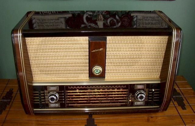 Philips Bi Ampli Bx998a 1955 Philips Electronic Products Radio