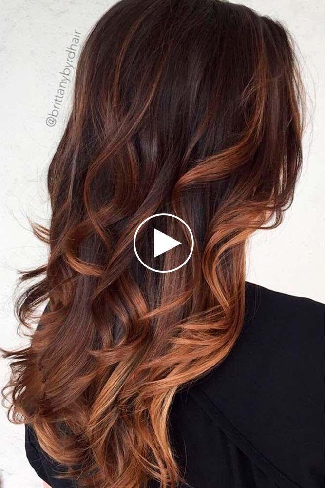 49 Schöne hellbraune Haarfarbe für einen neuen Look, #