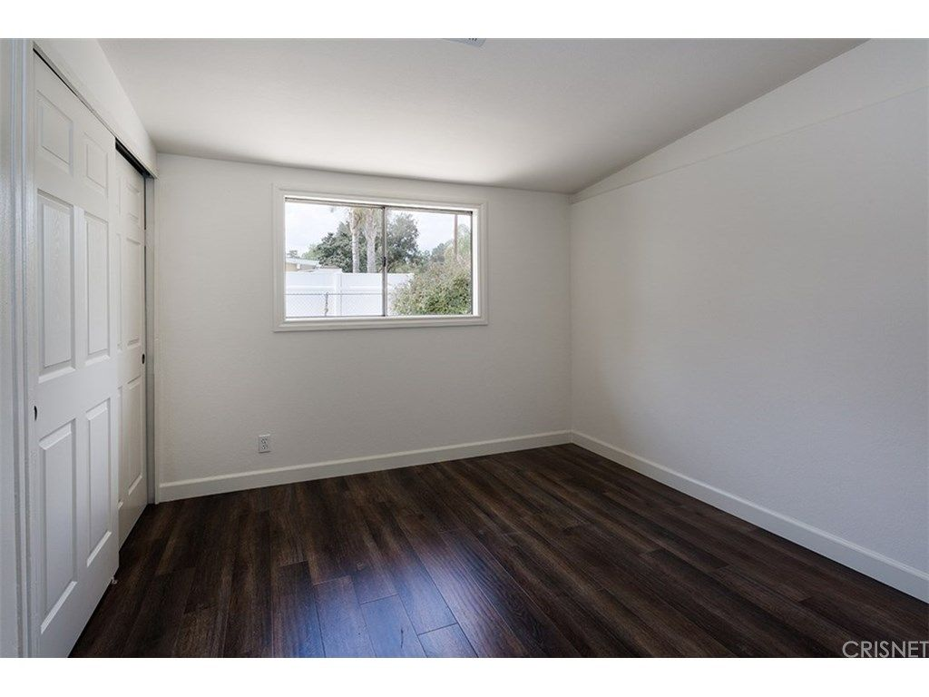 Charming newly updated home! This home features three bedrooms, one bath and a two car garage.