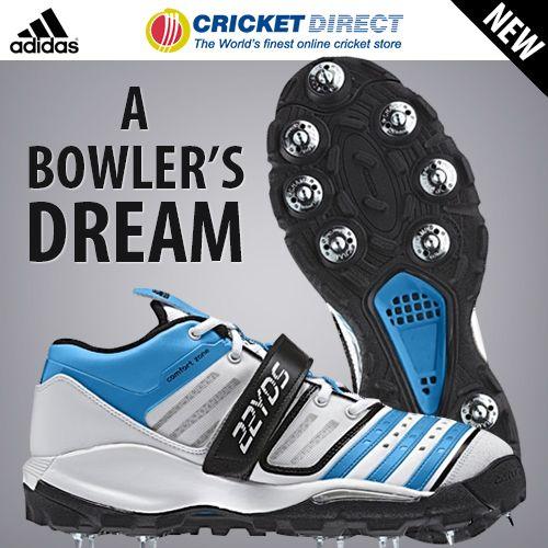adidas 22 metri metà iv cricket scarpa è costruito per fornire la