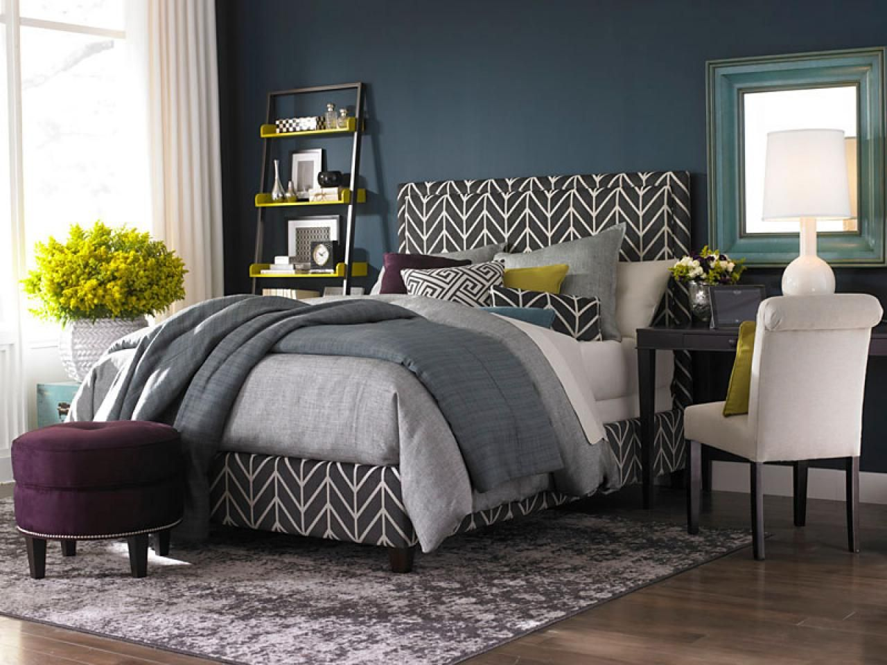 Hgtv Ideas For Small Bedrooms Part - 40: Paint Ideas
