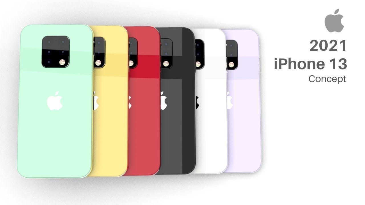 Apple iphone 13 Concept