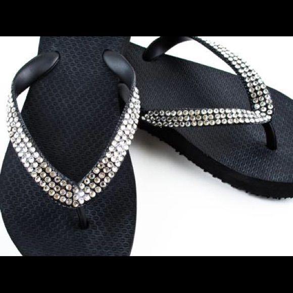 61262cbd0d9ca Myjems Genuine Swarovski Crystal Adorned Footwear