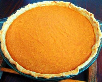 Heavenly Sweet Potato Pie - jazzysmom.com Recipes