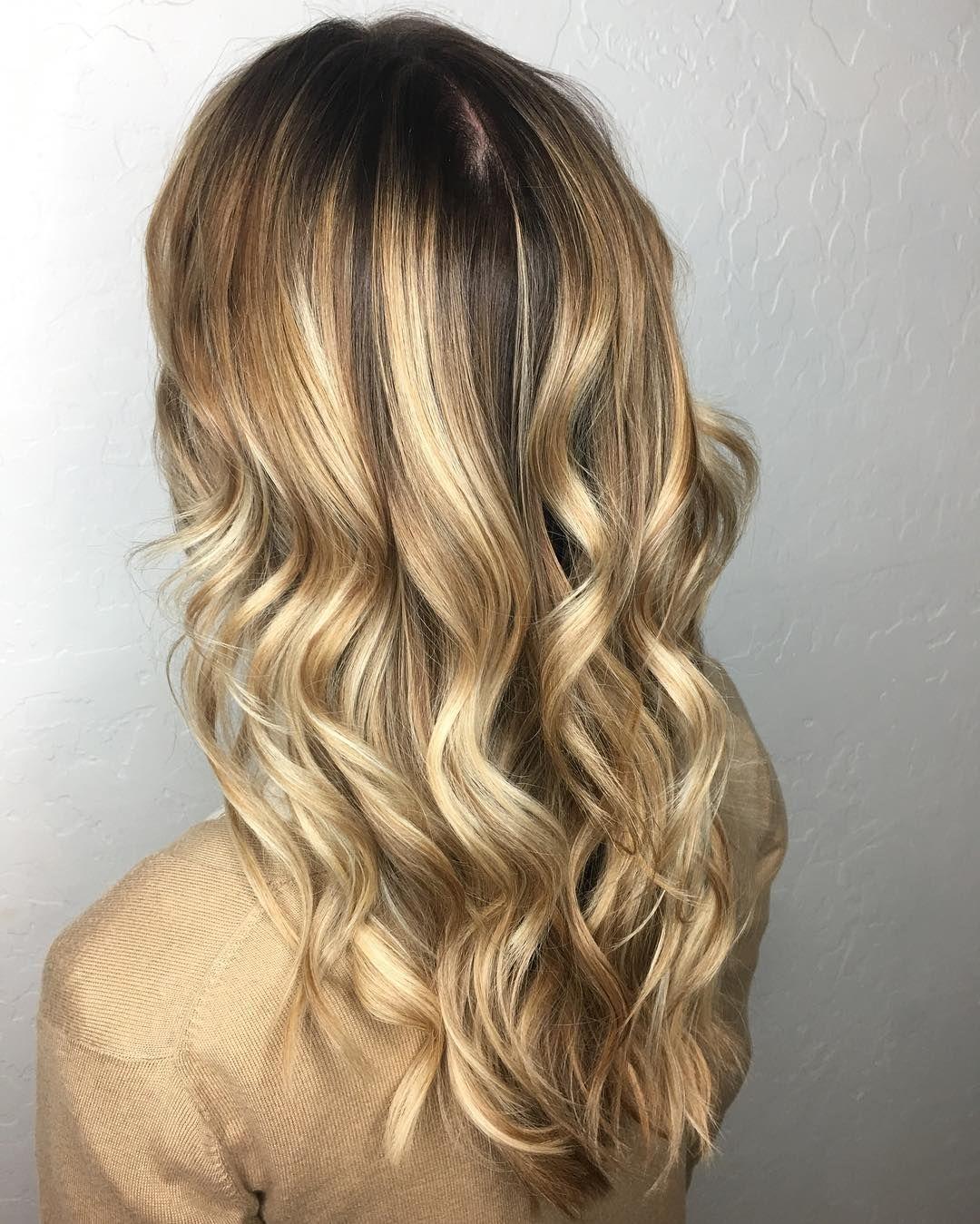 awesome 40 Striking Golden Blond Hair Ideas - Sexy Ways to Go Blonde Check more at http://newaylook.com/best-golden-blond-hair-ideas/