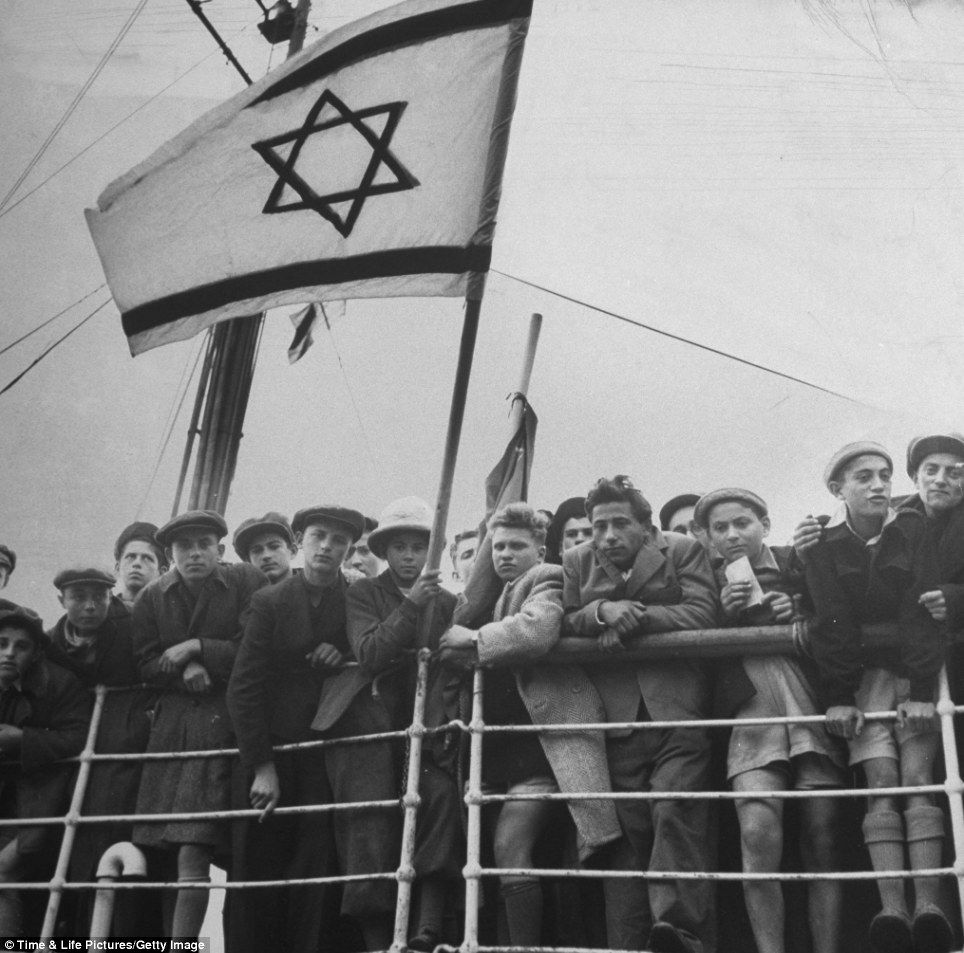 Image result for Palestinians and Jewish Refugees y